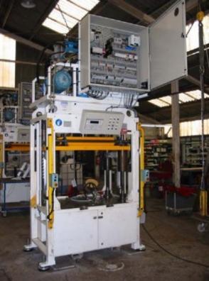 Maintenance de presse hydraulique